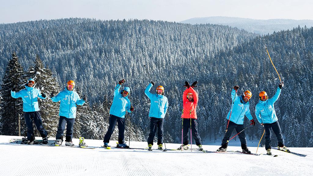 Šola snežnih športov Rogla