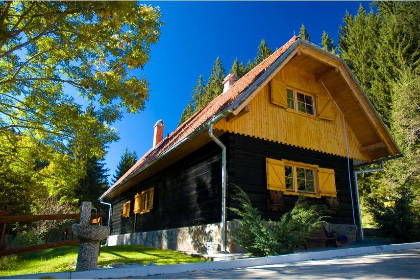 Pohorska hiša 1